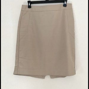 The Limited pencil skirt